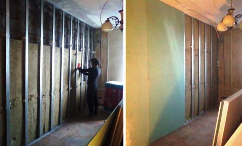 звукоизоляция стен и потолка в новостройке в железнодорожном