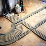 разводка электрики в новостройке в железнодорожном
