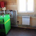 Монтаж системы отопления в частных домах и коттеджах в Железнодорожном