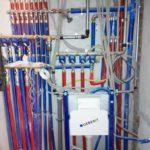 разводка сантехники в новостройках в Железнодорожном
