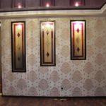 комбинированные потолки с фигурными