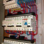сборка и установка электрощитов в новостройке