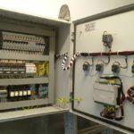 сборка и установка электрощитов в офисных помещениях