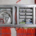 сборка и установка электрощитов в складских помещениях